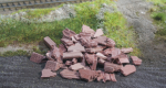 1-160-Debris-brick-red-20gr