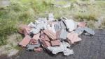 1-160-Debris-grey-brick-red-20gr