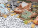 1-87-Scrap-cars-rusty-2-pcs-