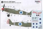 RARE-1-72-Avia-S-199-Sakin-IAF