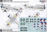 1-72-Avia-CS-199-Two-Seater