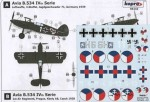 RARE-1-72-Avia-B-534-IVth-serie