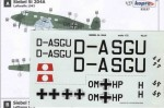 RARE-1-72-Siebel-Si-204A-Luftwaffe