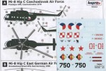 RARE-1-72-Mi-8-Hip-C-CZAF-E-Germany-Poland-Russia