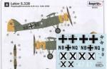RARE-1-72-Letov-S-328-Wheel