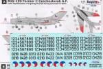 RARE-1-72-MiG-19S-Farmer-C-Czechoslovak-A-F-