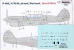 RARE-1-72-P-40E-M-N-Stencil-Data