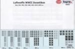 RARE-1-144-Luftwaffe-Swastikas