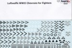 RARE-1-72-Luftwaffe-Chevrons-for-Fighters