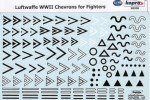 RARE-1-48-Luftwaffe-Chevrons-for-Fighters