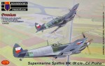 1-72-Supermarine-Spitfire-Mk-IXe-Cil-Praha-3*-model