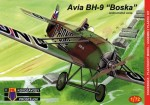 1-72-Avia-BH-9-Single-seater