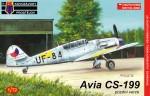 1-72-Avia-CS-199-pozdni-verze