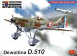 1-72-DEWOITINE-D-510