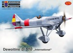 1-72-Dewoitine-D-510-International