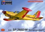 1-72-SIAI-SF-260W-D-European-Users