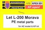 1-72-Let-L-200A-D-Morava-PE-parts