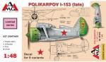 1-48-Polikarpov-I-153-Chaika-late