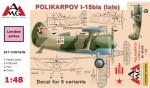 1-48-Polikarpov-I-15-bis-late