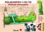 1-48-Polikarpov-I-153-TK-altitude-interceptor