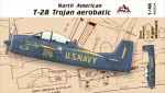 1-48-North-American-T-28-Trojan-aerobatic