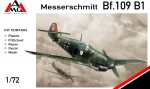 1-72-Messerschmitt-Bf-109B-1