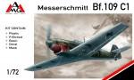 1-72-Messerschmitt-Bf-109C-1