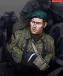 1-10-WW2-British-Commando-on-D-Day-June-1944