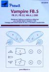 1-144-Canopy-mask-Vampire-FB-5-MARK-1-MODEL