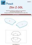 1-48-Canopy-mask-Zlin-Z-50L-KP