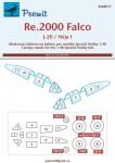 1-48-Canopy-mask-Re-2000-Falco-SP-HOBBY