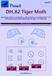 1-72-Canopy-mask-DH-82-Tiger-Moth-AIRFIX