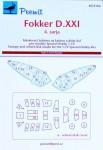 1-72-Canopy-mask-Fokker-D-XXI-4-sarja-SP-HOBBY