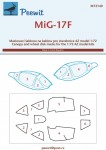 1-72-Canopy-mask-MiG-17F-AZ-MODEL