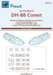 1-72-Canopy-mask-DH-88-Comet-KPM