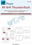 1-72-Canopy-mask-RF-84F-Thunderflash-SWORD