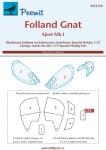 1-72-Canopy-mask-Folland-Gnat-Mk-I-SP-HOBBY