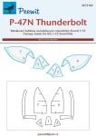 1-72-Canopy-mask-P-47N-Thunderbolt-SWORD