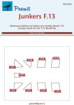 1-72-Canopy-mask-Junkers-F-13-REVELL