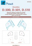 1-72-Canopy-mask-Dewoitine-D500-501-510-KP-SMER