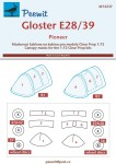 1-72-Canopy-mask-Gloster-E28-39-Pioneer-CL-PROP
