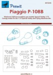 1-72-Canopy-mask-Piaggio-P-108B-SP-HOBBY