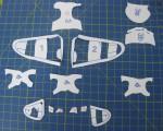 1-72-Paper-Camouflage-mask-La-5-CLEAR-PR-