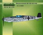 1-48-Bf-109G0-V48-resin-set-and-decal