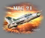RARE-T-Shirt-Tricko-MIG-21-velikost-XXL