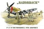 RARE-T-Shirt-Tricko-P-47-Thunderbolt-Velikost-XXXL-SALE