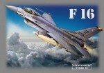 T-Shirt-Tricko-F-16-Velikost-M