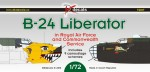 1-72-Consolidated-B-24-Liberator-in-the-RAF-and-Commonwealth-Service