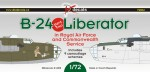 1-72-B-24-Liberator-p-2-in-RAF-and-Commonwealth-service