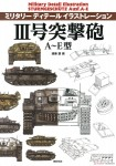 Military-Detail-Illustration-Sturmgeschutz-III-Ausf-A-E